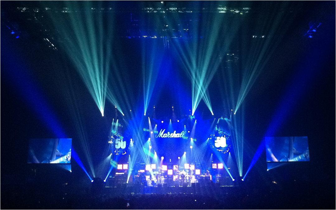 5 captations vidéos de concerts dans des lieux insolites