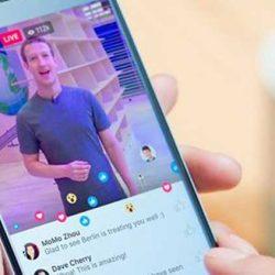 Livestream facebook live