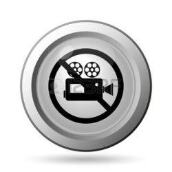 39258104-interdite-ic-ne-de-la-cam-ra-vid-o-bouton-internet-sur-fond-blanc